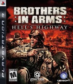 Brothers In Arms Hells Highway Playstation 3 -- More info could be found at the image url. Note:It is Affiliate Link to Amazon.