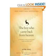 The Boy Who Came Back From Heaven