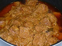 Beef Rendang, the best food from Indonesia