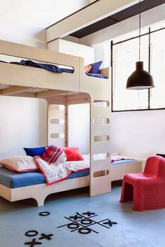 Youngsters Bedroom Furnishings – Bunk Beds for Kids