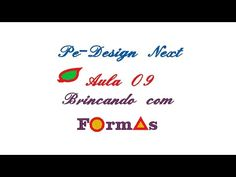 AULA 09 BRINCANDO COM FORMAS - YouTube