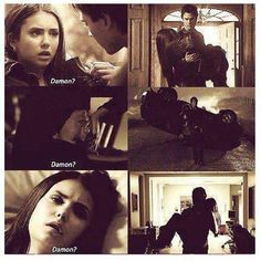 Damon always there for her when she needs him most