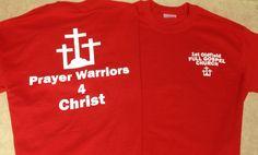 1st Oldfield Full Gospel  Church.   Prayer Warriors 4 Christ