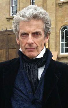Peter Capaldi ~ The Twelfth Doctor <3                              …