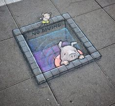 by David Zinn in Fort Lauderdale, FL, 10/15 (LP)
