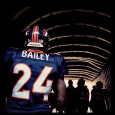 Champ Bailey - Denver Broncos