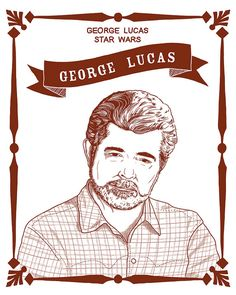 Movember - Georges Lucas