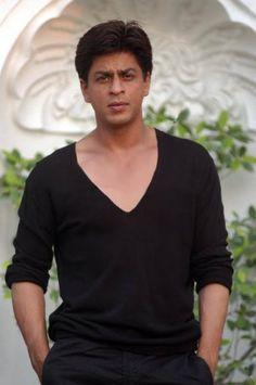 SRK at Mannat