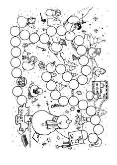 Schneemannbrettspiel Lautfestigung - Artikulation - New Ideas Grammar Games, Math Games, Math Activities, My Moon And Stars, Thanksgiving Math, Family Game Night, Joy And Happiness, Fun Math, Winter Time
