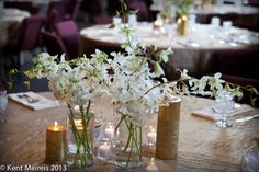 Susan's Flowers + Kent Meireis Photography + The Gathering Center at The Orchard