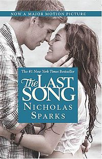 The Last Song - Nicholas Sparks. What most people don't know is that Nicholas Sparks wrote the screenplay for the movie before writing the novel. To me, this made the novel even better. The Last Song Book, Nicholas Sparks Novels, Ella Enchanted, Believe, North Carolina, Book Tv, Book Nerd, Lectures, Statements