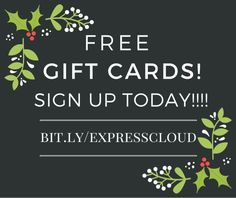 ✨FREE GIFT CARDS✨
