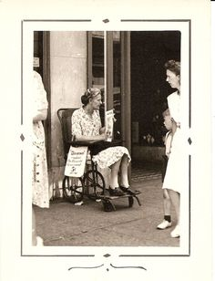 Public Witnessing in the 1950's http://ministryideaz.com