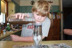Artesanato Casa e Dicas: Monte um filtro de água com garrafa PET