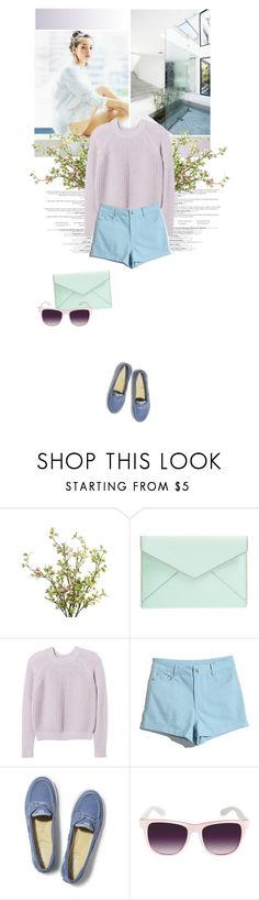 """""""Sweet"""" by dana-rachel ❤ liked on Polyvore featuring Pier 1 Imports, Rebecca Minkoff, Rebecca Taylor, Keds and Retrò"""
