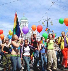 LGBT EVENTS. Helsinki Gay Pride