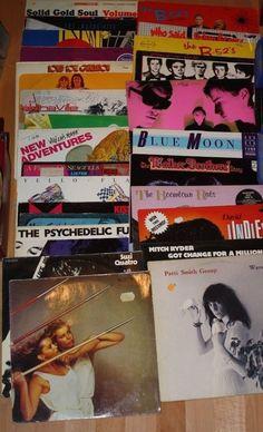 Vinyl Sammlung + Pop +Yello + Elton John + Gary Newman + Ultravox + Suzi Quatro