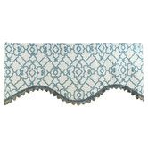 "Found it at Wayfair - Garden Gate 50"" Curtain Valance"