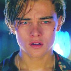 Oh, how I adored Leonardo DiCaprio when I was in HS. Gave me butterflies. This is Leo in Romeo & Juliet. One of my favorite movies in HS.