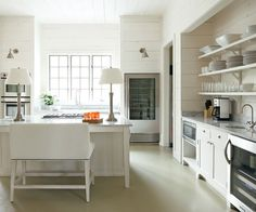 I think this is my dream kitchen. And I just had mine redone. Damn.
