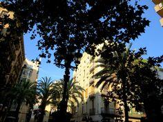 WANDERLUST: Barcelona: podziwiając architekturę dzielnicy Gràcia Barcelona, Wanderlust, Clouds, Outdoor, Serif, Outdoors, Barcelona Spain, Outdoor Games, The Great Outdoors