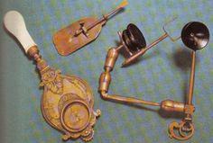 some of Leeuwenhoek's microscopes