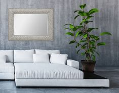 #homedecor #interiordesign #inspiration #decoration #livingroom #decorativemirror Oversized Mirror, Living Room, Interior Design, Decoration, Bed, Inspiration, Furniture, Home Decor, Nest Design