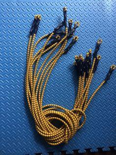 Cordón bungee trampolín, elatic cuerdas, 12mm, 2 m, la longitud puede ser personalizado