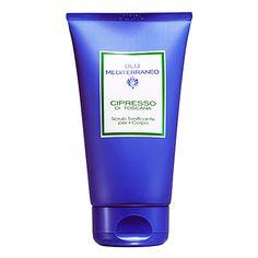 #SephoraColorWash  Blu Mediterraneo - Cipresso Di Toscana Tonifying Body Scrub