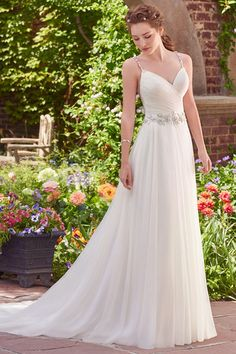 Maggie Bridal by Maggie Sottero Rebecca Ingram-Shelley Village Bridal & Boutique - Bridal Gowns, Wedding gowns, Bridal gowns New York,Bridesmaid Gowns, Mother of the Bride Perfect Wedding Dress, Dream Wedding Dresses, Boho Wedding Dress, Designer Wedding Dresses, Bridal Dresses, Wedding Gowns, Bridesmaid Dresses, Sheath Dresses, Mermaid Wedding