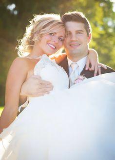 Wedding Photo Sunny Background