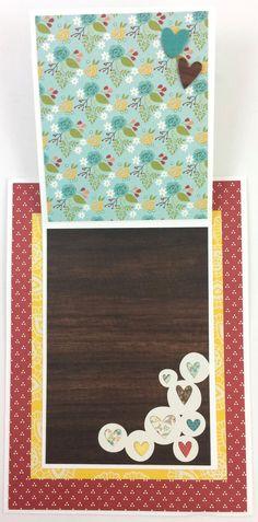 Kit familia Scrapbook o álbum Premade 6 x 8 2016 Mini álbum familiar Este álbum está disponible como un kit de bricolaje o hecha de antemano y hará un recuerdo maravilloso de tus fotos familiares y recuerdos a partir del año 2016. Colores divertidos, adornos 3D y toneladas de producto