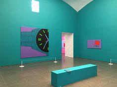 JC_ Michael Craig-Martin and colour inspiration