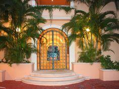 Quinta Maya - Entrance Main Condo - Riviera Maya Haciendas, Puerto Aventuras, Mexico