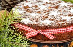 Βασιλόπιτα. Βασιλόπιτα με αμύγδαλα ή καρύδια... Greek Sweets, Greek Desserts, Greek Cooking, Xmas Food, Sweets Recipes, Food To Make, Deserts, Sugar, Bread