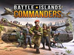 Battle Islands: Commanders v1.3.4 [Mod]   Battle Islands: Commanders v1.3.4 [Mod]Requirements:4.3 and upOverview:Dominate the battlefield! From the creators of the popular WWII strategy game Battle Islands comes an explosive head to head combat game!  Take part in major WWII battles in Battle Islands: Commanders from the sandy dunes of North Africa to the bitter cold of the Eastern Front! Master the art of war against real opponents from around the world and reap the spoils of war.  Build…