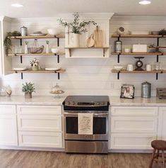Cool 80 Small Apartment Kitchen Decorating  Ideas https://crowdecor.com/80-small-apartment-kitchen-decorating-ideas/