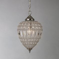 Buy John Lewis Dante Chandelier Pendant Online at johnlewis.com for 140 pound, got mine at bunnings for 85aud (thats a very big difference) the batten is only 45aud (no chain) exactly the same