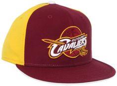 2175acb2979 NBA Cleveland Cavaliers Flat Brim Flex Fit Wool Hat