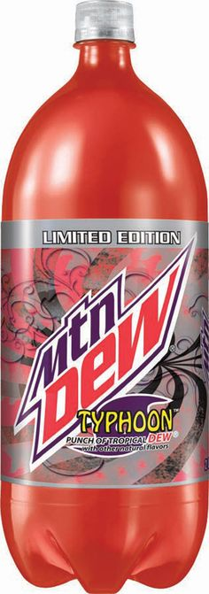 Mountain dew | Mountain Dew Typhoon 227x150 Mountain Dew re launches flavors from the ...