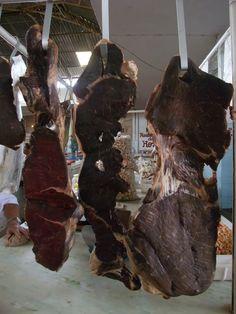 Miss BRASIL: Carne seca, carne de sol.