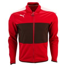 Buy PUMA Veloce Training Jacket on SOCCER.COM. Best Price Guaranteed. Shop for all your soccer equipment and apparel needs.