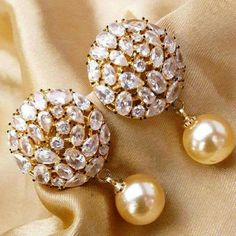 Like really beautiful earings.... Can go with any kurti.... Long maxi dresses and sarees