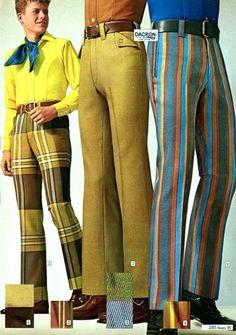Dacron Fashion 1970s