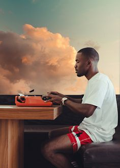 See Frank Ocean pictures, photo shoots, and listen online to the latest music. Christopher Abbott, Donald Glover, Music Is Life, My Music, Music Lyrics, Boys Don't Cry, Tyler The Creator, Music Artists, Male Artists