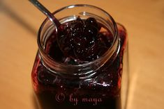 Dulceata de cirese amare Pickling, Chocolate Fondue, Preserves, Maya, Gem, Food And Drink, Easy Meals, Homemade, Canning