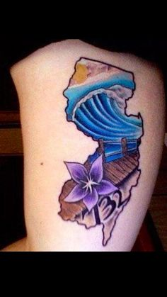 1000 images about new jersey art on pinterest new for Tattoo artist new jersey