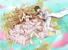 Asuna & Kirito 😍 (Sword Art Online)