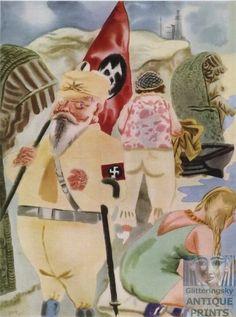George Grosz : Man of Opinion Dada et dadaïsme : Berlin August Macke, Karl Hofer, George Grosz, New Objectivity, Degenerate Art, Berlin, Art Students League, Picture Editor, Pen And Wash
