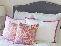 Michaela Noelle Designs: Love Affair with my Headboard + Giveaway!